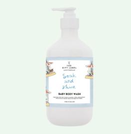 The Gift Label | Baby Body Wash | Soak and Shine
