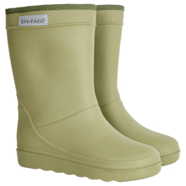 Enfant | Thermo Boots | Olive