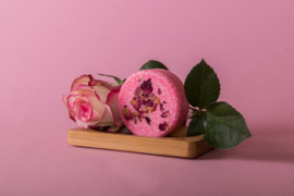 HappySoaps | Shampoo Bar | La Vie en Rose | Alle types haar