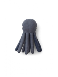 Liewood I Ole Knit mini teddy I Octopus blue wave