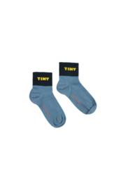 Tiny Cottons | Tiny Quarter Socks | Sea Blue - Navy