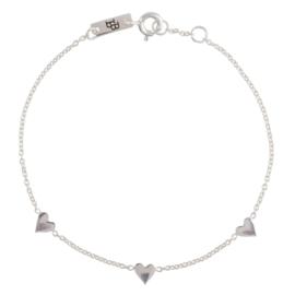 Lennebelle | You are loved bracelet silver mother