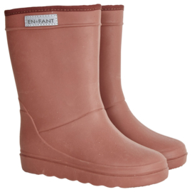 Enfant | Thermo Boots | Wine