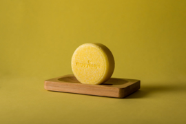 HappySoaps | Shampoo Bar | Chamomile Down & Carry On | Geblondeerd en blond haar