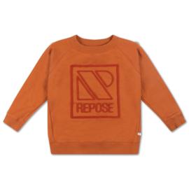 Repose Ams   Sweater   Hazel Caramel