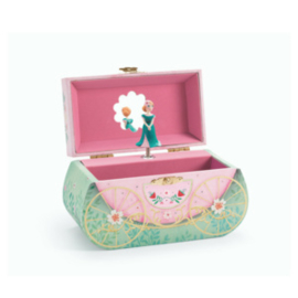 Djeco | Musical Box | Princess