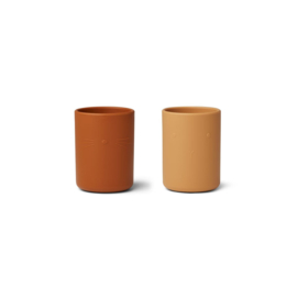 Liewood | Ethan Cup - 2 Pack | Yellow Mix