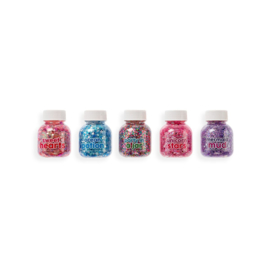 Ooly | Pixie Paste | Brush- On Glitter Glue