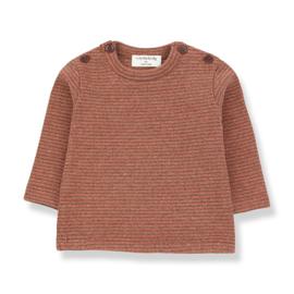 1+ in the Family | Jasper T-Shirt | Toffee - Terrau