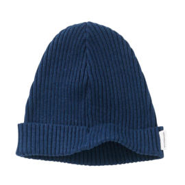 Mingo | Soft Knit Beanie | Midnight Blue