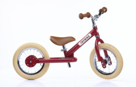 Trybike | Steel Vintage Tweewieler | Ruby Red