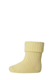 MP Denmark | Anklesock 2/2 Pad Baby | 2099 Light Yellow