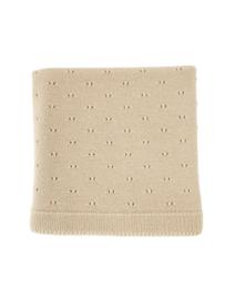 Hvid | Bibi Blanket | Oat