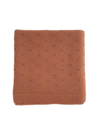 Hvid | Bibi Blanket | Brick