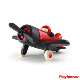Playforever | Mimmo Aeroplane | Red