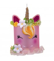 Vondels | Kerstdecoratie Unicorn Cake