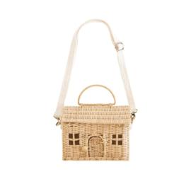 Olli Ella | Casa Bag | Straw