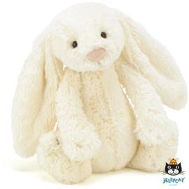 Jellycat | Medium Bashful Bunny | Cream