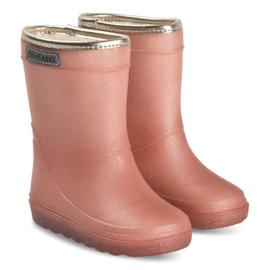Enfant | Thermo Boots | Metallic Rose
