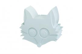 Blafre | Snackdoosje | Fox Light Blue