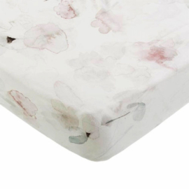 Mies & Co | Fitted Sheet Toddler Bed | Forever Flower