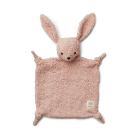 Liewood | Lotte Cuddle Cloth | Rabbit | Rose