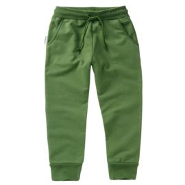 Mingo | Slim Fit Jogger | Moss Green