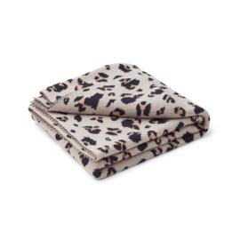 Liewood | Kamma Jacquard Blanket | Leo Beige Beauty