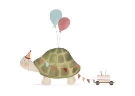 Getekenddoorzusje | Schildpad