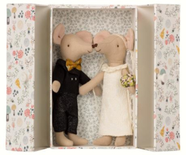 Maileg | bruidspaar in doosje