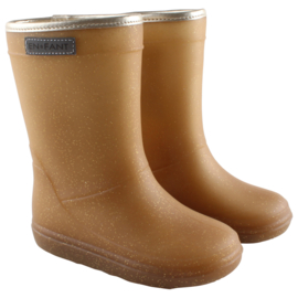 Enfant | Thermo Boots | Metallic Gold