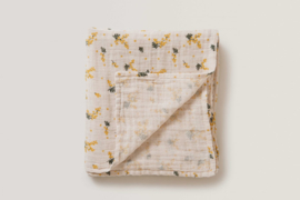 Garbo & Friends | Mimosa Muslin Swaddle Blanket