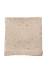 Hvid | Bibi Blanket | Apricot