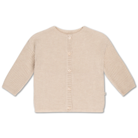 Repose Ams |  Knit Cardigan | Soft White