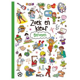 Kleur & Stickerboeken