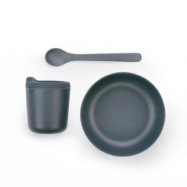 Ekobo | baby dish set | Storm