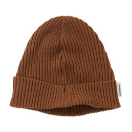 Mingo | Soft Knit Beanie | Pecan