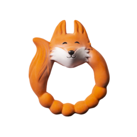 Natruba   Teether Fox Orange