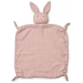 Liewood | Agnete Cuddle Cloth | Rabbit Rose