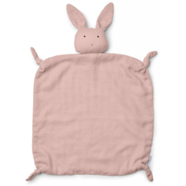 Liewood | Agnete Cuddle Cloth | Rabbit | Rose
