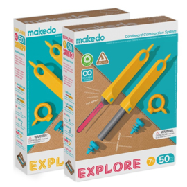 Makedo | Explore 7+