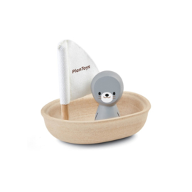 Plantoys | Sailing Boat | Seal