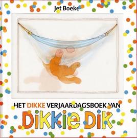 Boek | Het dikke verjaardagsboek van Dikkie Dik