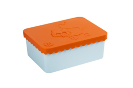 Blafre | Lunch Box | Fox | Orange light blue