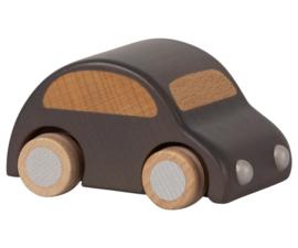 Maileg | wooden car anthracite