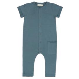 Phil & Phae | Pocket Jumpsuit | Balsam Blue