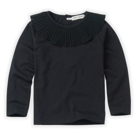 Sproet & Sprout   T-Shirt Collar   Black