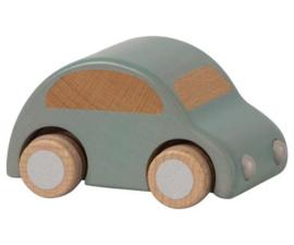 Maileg | wooden car light blue