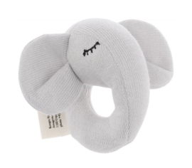 Konges Sløjd | Quro Mini Elephant | Grey melange