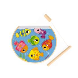 Janod   Puzzlespel Snelle vissen